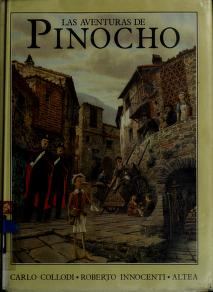 Las aventuras de Pinocho, de Carlo Collodi