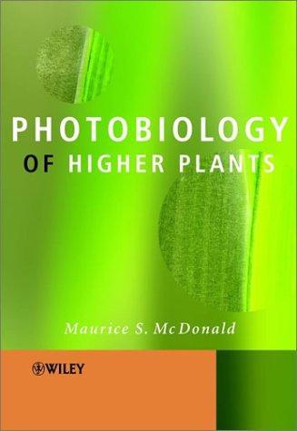 Download Photobiology of Higher Plants