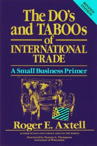 The do's and taboos of international trade