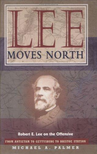 Lee moves north
