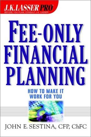 Fee-Only Financial Planning