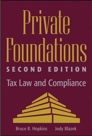 Download Private foundations