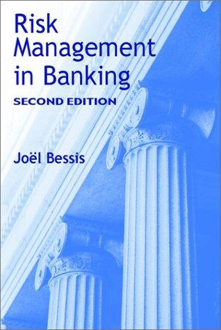 Risk Management in Banking, 2nd Edition
