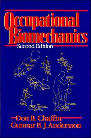 Download Occupational biomechanics