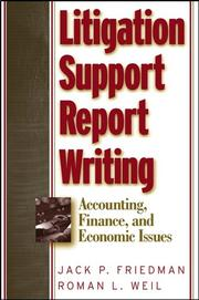 Litigation Support Report Writing: Accounting, Finance, And Economic Issues PDF Download