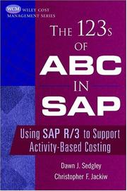 The 123S Of ABC In SAP: Using SAP R/3 To Support Activity-Based Costing PDF Download