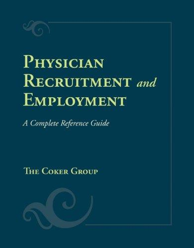 Physician Recruitment And Employment