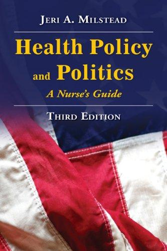 Download Health Policy and Politics