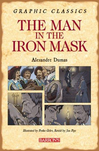 Download The Man in the Iron Mask (Graphic Classics)