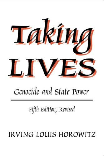 Taking Lives (Fifth Edition)