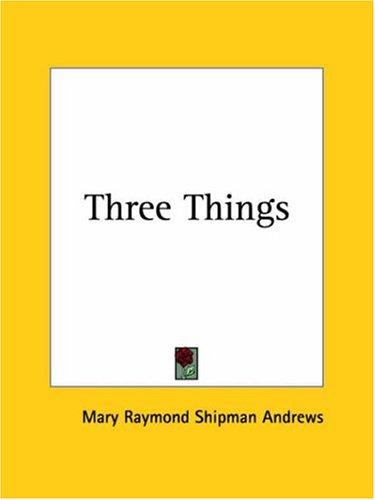 Download Three Things