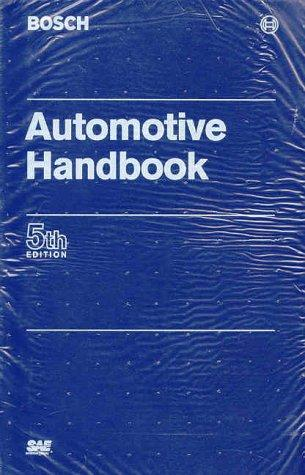 Download Automotive Handbook