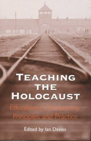 Download Teaching the Holocaust