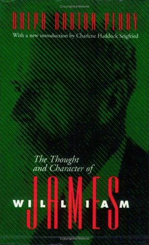 Download The thought and character of William James
