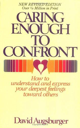 Download Caring enough to confront