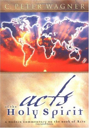 Download Acts of the Holy Spirit