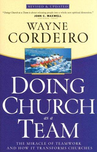 Download Doing church as a team