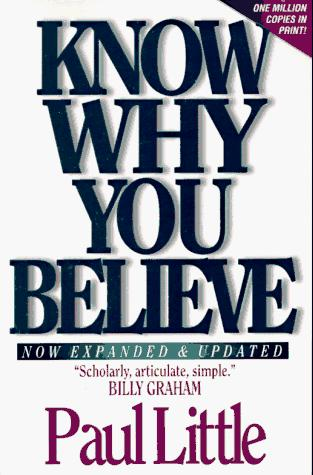 Download Know why you believe