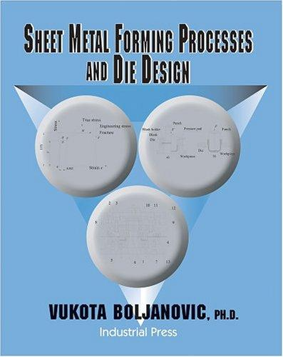 Download Sheet Metal Forming Processes and Die Design