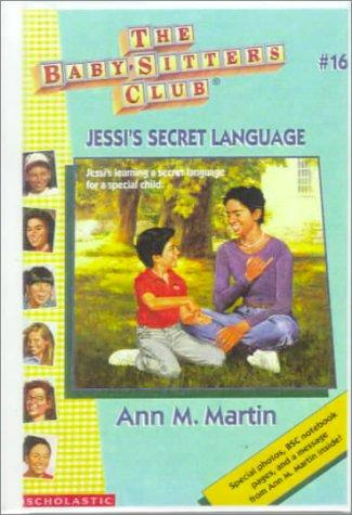 Download Jessi's Secret Language (Baby-Sitters Club)