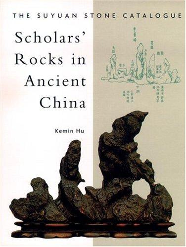 Scholars' Rocks In Ancient China