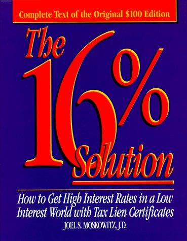 Download The 16% solution