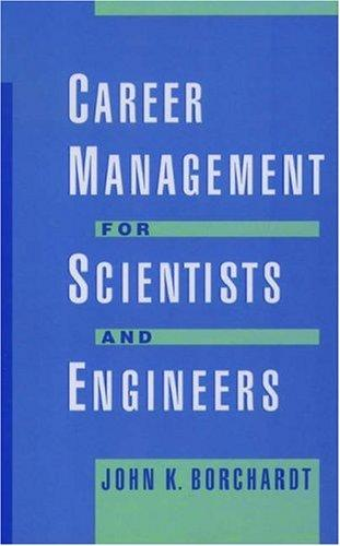 Download Career management for scientists and engineers