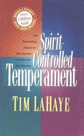 Download Spirit-controlled temperament