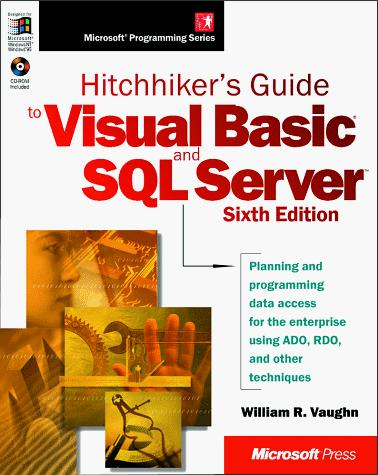 Download Hitchhiker's guide to Visual Basic and SQL Server