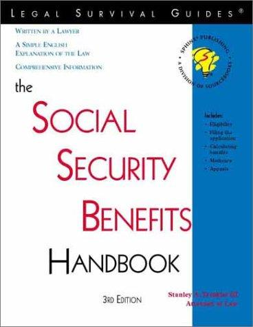 Download The social security benefits handbook