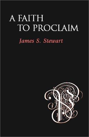 Download A Faith to Proclaim