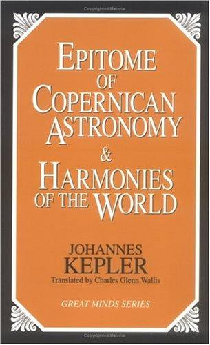 Epitome of Copernican astronomy