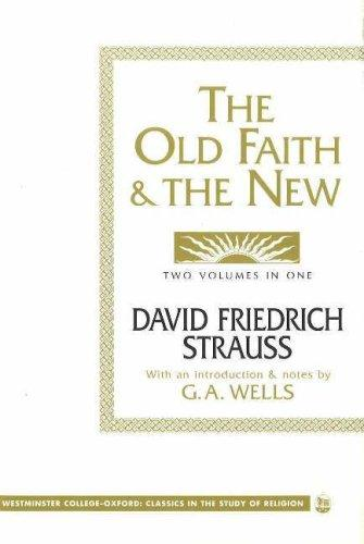 Download The old faith & the new