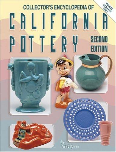 Download Collector's encyclopedia of California pottery