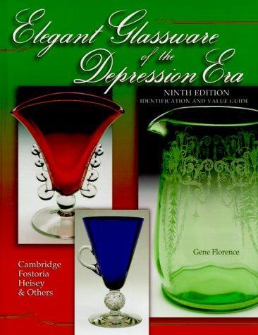 Download Elegant Glassware of the Depression Era