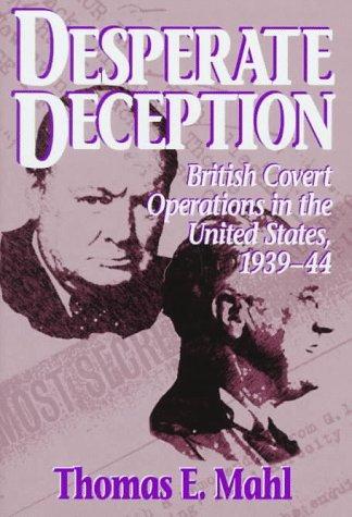 Download Desperate deception