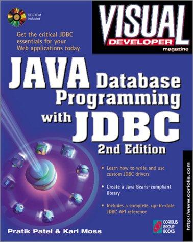 Download Java database programming with JDBC