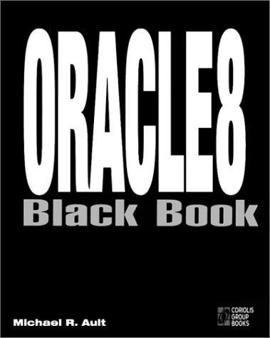 Download Oracle8 Black Book