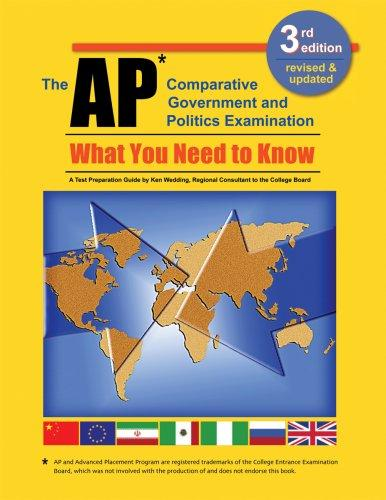 Download The AP Comparative Government and Politics Examination