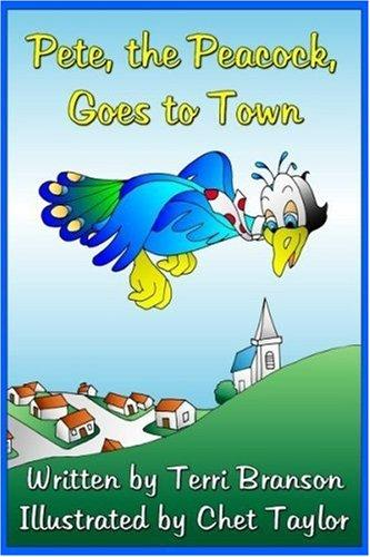 Download Pete, the Peacock, Goes to Town