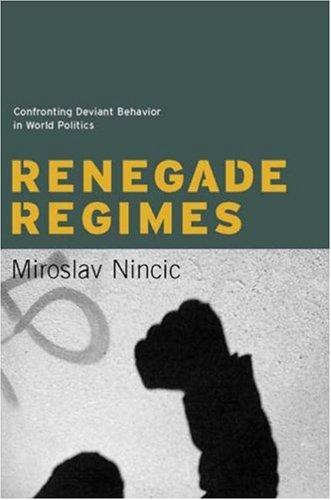Download Renegade Regimes