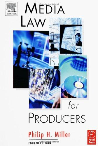 Media law for producers by Miller, Philip