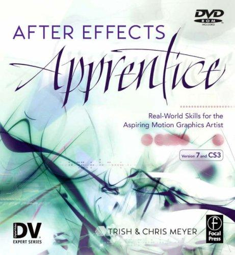 After Effects Apprentice (DV Expert Series), Meyer, Chris; Trish Meyer