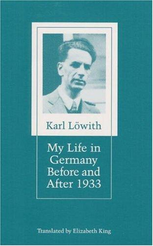 Download My life in Germany before and after 1933