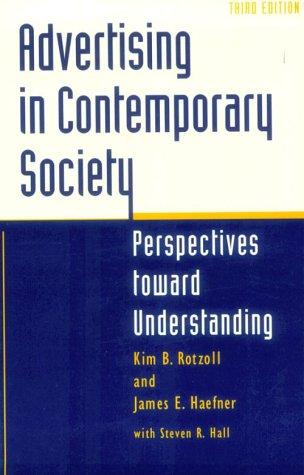 Download Advertising in contemporary society