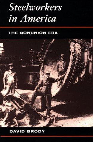 Download Steelworkers in America