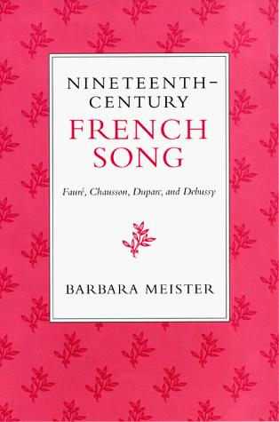 Download Nineteenth-century French song
