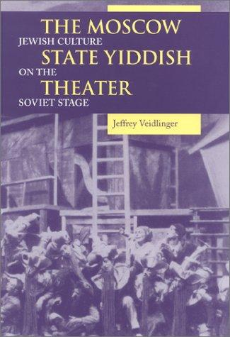 The Moscow State Yiddish Theater