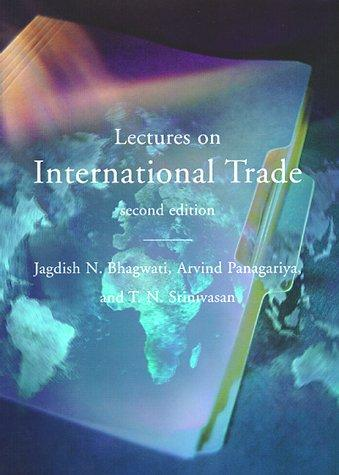 Download Lectures on international trade.