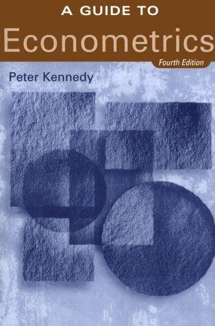 Download A guide to econometrics